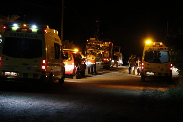 1 muerto y  7 heridos en una fuerte explosión en una vivienda de Montsiá (Cataluña)