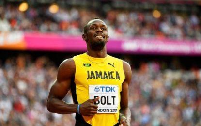 2 estadounidenses derrotaron al todopoderoso Usain Bolt, una en 10 añosdel gran ídolo