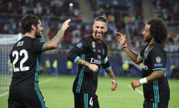 Una exhibición de Isco mantiene al Real Madrid invencible en Europa