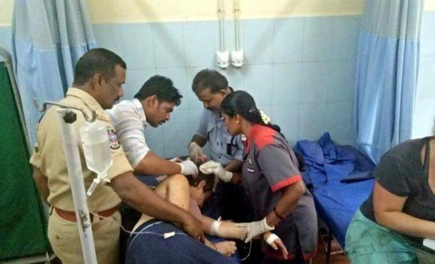 6 de los 9 españoles heridos en el accidente en la India regresarán este mediodíaa España