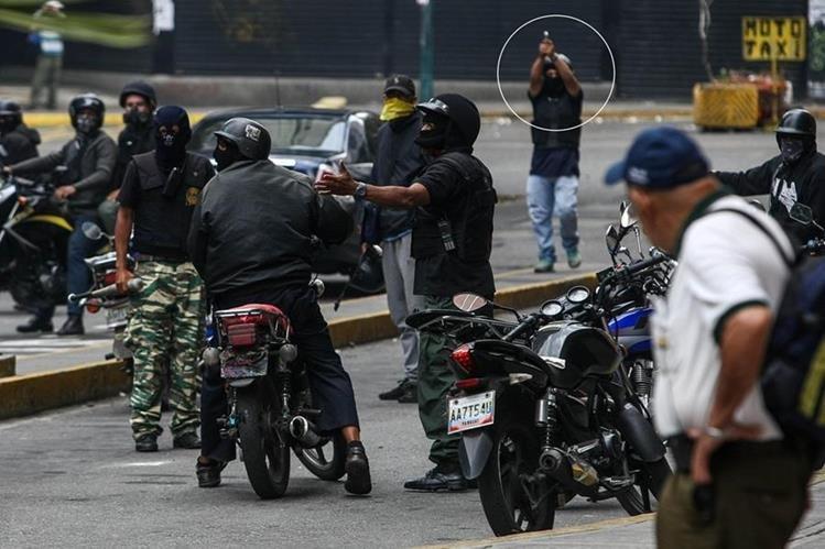 """Argentina:""""Qué difícil debe ser irse a dormir con tantas muertes sobre tu cabeza Nicolas Maduro"""""""