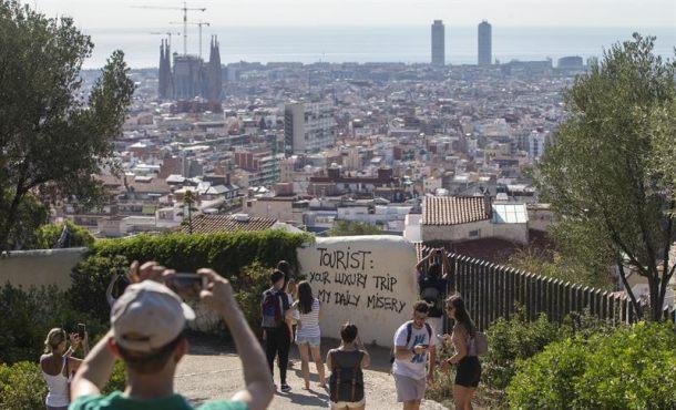 Los ataques de escuadras de CUP al turismo en Cataluña apenas afectarán al sector