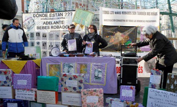 """Los bebés robados en España y adoptados ilegales españoles, una """"cuestión de Estado"""""""