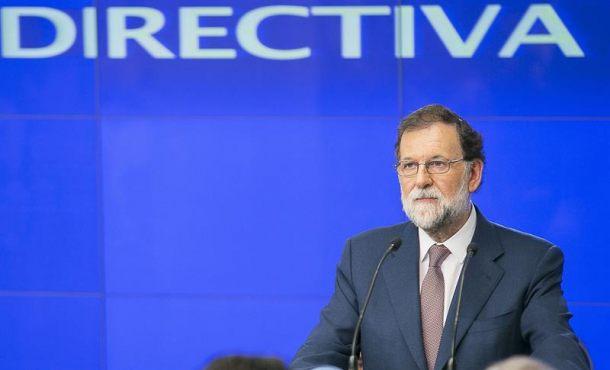 """Rajoy critica el poder que se le ha dado a la CUP a cambio de """"la cabeza de Artur Mas"""""""
