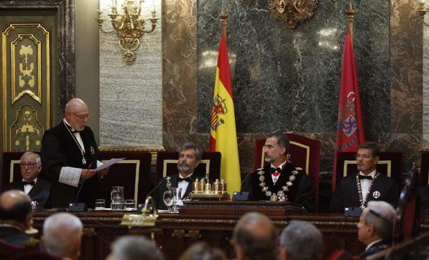 Fiscalía y Tribunal Supremo garantizan la firmeza ante el secesionismo en Cataluña