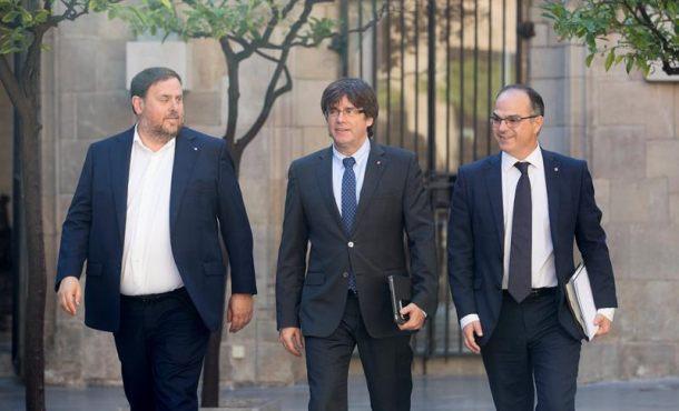 """""""Si se proclama el Estado catalán, lo que diga"""" Rajoy """"tendrá la misma incidencia que cualquier país tercero"""""""