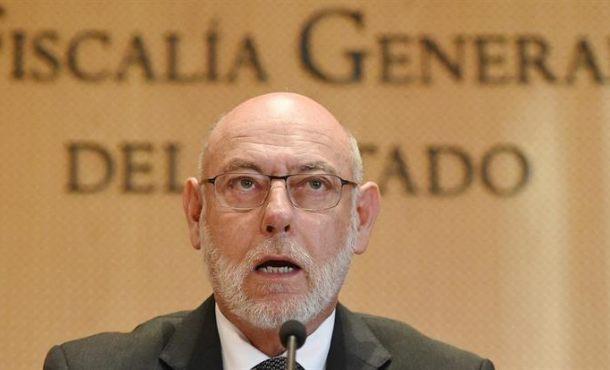 """El fiscal lleva a Puigdemont ante los Tribunales por """"violación"""" de la Ley y """"desobedeciencia"""""""