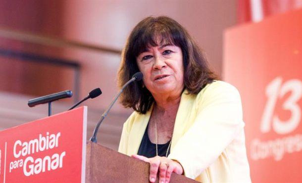 PSOE a Puigdemont: Desconvoque ya el referéndum, cuando antes mejor