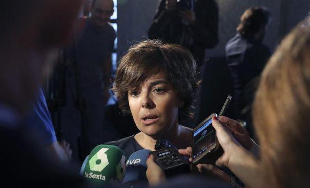 """""""Los catalanes no se merecen vivir los momentos de tensión"""" que genera el separatismo"""