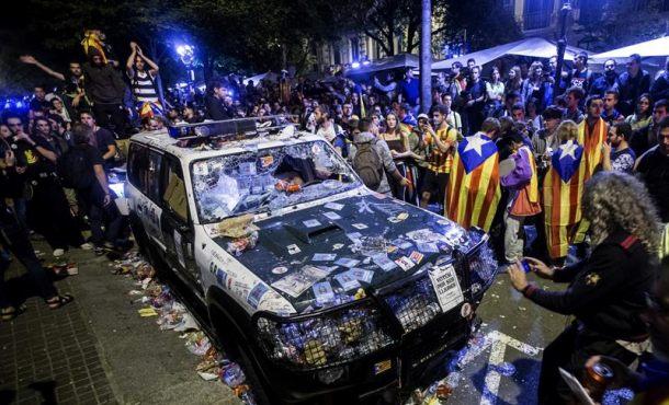 """Presos golpistas """"Jordis"""" y exconsejeros, citados para el 11 de enero de 2018"""