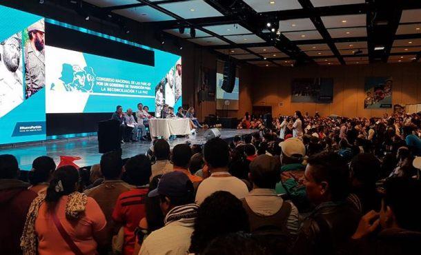 El brazo político de la banda terrorista colombiana 'Las FARC' tendrá 111 integrantes
