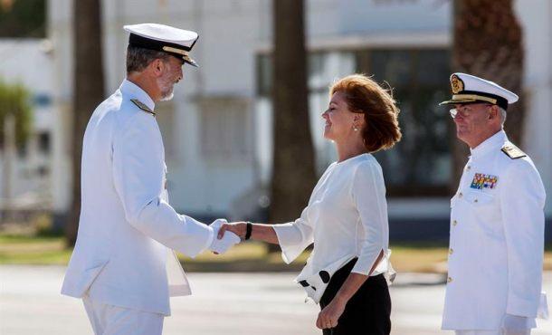 """Aviación Naval Española,""""elemento fundamental"""" con vistas """"a garantizar la Seguridad de España"""""""