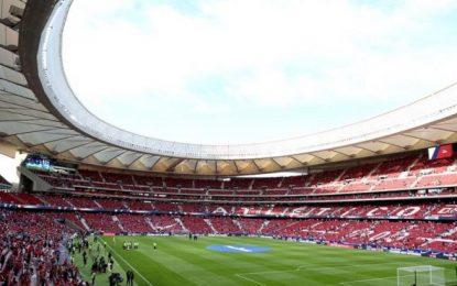Estreno del nuevo Estadio del Atlético de Madrid, «Wanda Metropolitano» para 68 mil espectadores