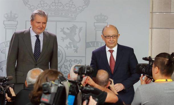 El Gobierno interviene las cuentas del Gobierno de la Generalidad de Cataluña por separatista