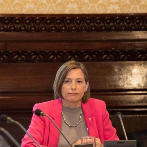 Letrados del Parlamento de Cataluña alertan a Forcadell que las Leyes de ruptura chocan con la Ley