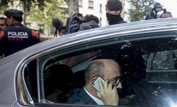 Rechazan el recurso de Puigdemont, el coronel de Guardia coordinará la operación contra 1-O