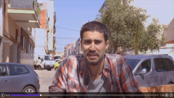 Marroquíes y españoles castrados en Cataluña defienden el«Sí» al 1-O en un vídeo