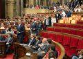 Parlamento catalán aprueba la «Ley de Transitoriedad Jurídica Fundacional de República Catalana»