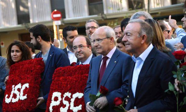 """""""Quieren dividir nuestra (Cataluña) entre buenos y malos, entre taidores (botifleros) y patriotas"""""""