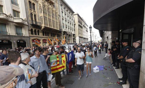 ¡Bingo! en Cataluña, detenidos varios cargos del Gobierno de la Generalidad por el 1-O