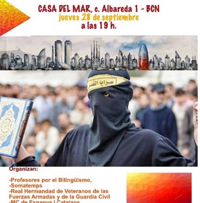 Entidades constitucionalistas organizan Mesa Redonda sobre atentado terrorista de Cataluña