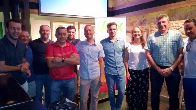 Luis Armada, nuevo coordinador de VOX en Cartagena (Murcia)