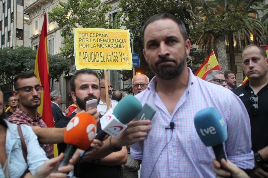 """Abascal: """"Rajoy se ha jugado la Unidad de España en una tómbola (21D) y ha perdido"""""""