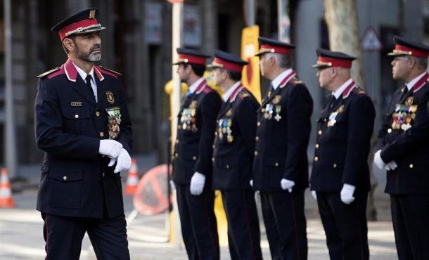 La Fiscalía del Tribunal catalán convoca a Mozos de escuadra, Guardia Civil y Policía por 1-O