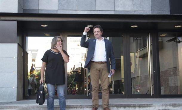 La Guardia Civil requerirá a secretarios de 31 Ayuntamientos de Lérida documentos de apoyo al 1-O