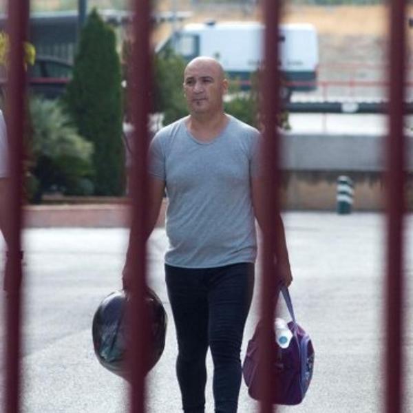El agresor diputado de Podemos sale de la cárcel con el tercer grado penitenciario