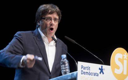 """""""Ante el Estado de Sitio"""" de Rajoy en Cataluña, tenemos un compromiso"""" que """"se cumplirá el 1-O"""""""
