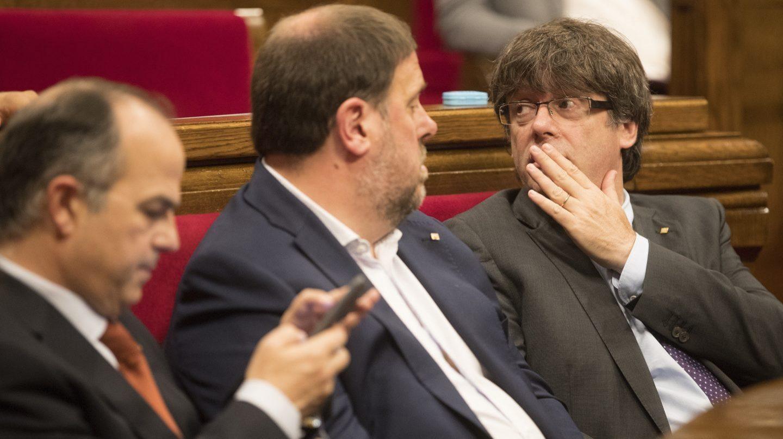 El fiscal y VOX mantienen el procesamiento por rebelión de Puigdemont y Junqueras