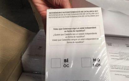 """(ANC) pide estar a las 7H en colegios electorales para repartir papeletas lograr """"colas gigantes"""" el 1-O"""