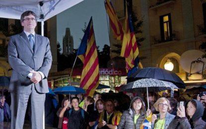 """""""El Estado español está incurriendo estos últimos días al aplicar sin debate el Artículo 155 en Cataluña"""""""