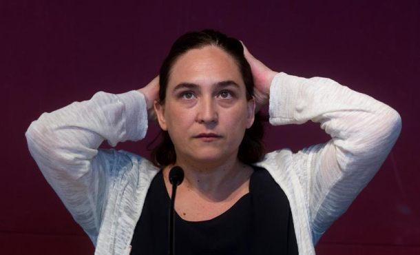 """El Partido de Ada Colau llama a ir a votar el 1-O, ante la """"represión"""" del PP """"nodoblegarse"""""""