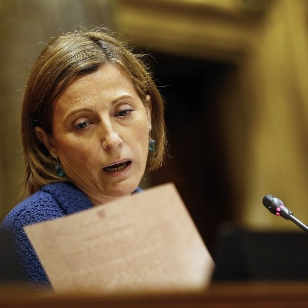Citan al Gobierno catalán y letrados del Parlamento de Cataluña como testigos del caso Forcadell