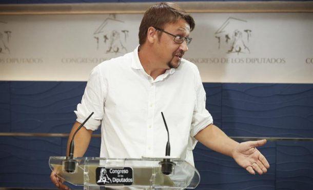 """Podemos y Separatismo: Rajoy ha creado en Cataluña un escenario de """"excepcionalidad"""" y """"guerra"""""""