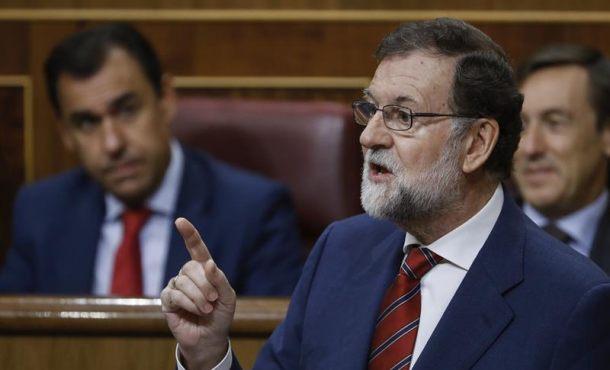 """Rajoy: """"Si citan alguien para ir a mesa electoral del 1-O que no vaya porque sería un acto ilegal"""""""