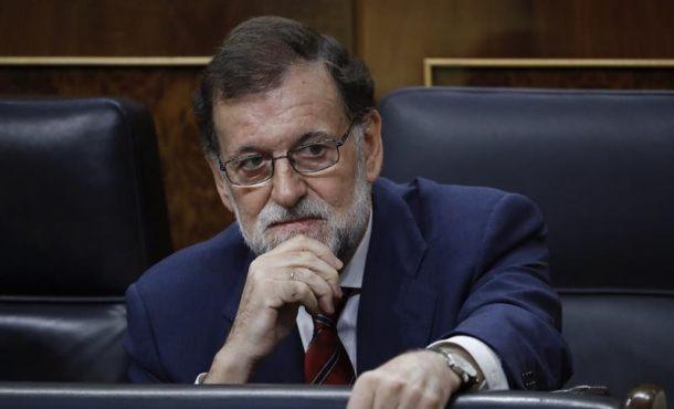 """Rajoy: """"Me echaron la Extrema izquierda, independentistas y el triste PSOE, así nos va"""" el país"""