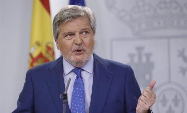 """Gobierno: Intentan """"separar a Cataluña de España, no habrá referéndum de secesión"""" el 1-O"""