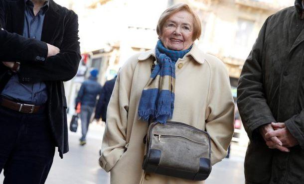El símbolo de la resistencia ante ETA,María Teresa Castells,ha fallecido enSan Sebastián