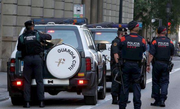 El fiscal ordenad a Rajoy que asuma el control de los Mozos de Escuadra para impedir el 1-O