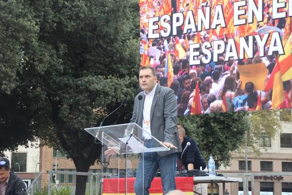 """Megino: Puigdemont pretende """"humillar a una Nación con historia como España"""""""