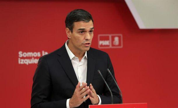 """PSOE apoya a Policías y Guardia civiles ante la """"integridad"""" de España """"en riesgo"""" en Cataluña"""