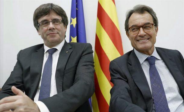 """Artur Mas: Cataluña """"todavía"""" no puede ser """"independiente, hay algunas cosas que no tenemos"""""""