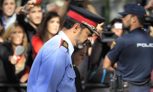 La Guardia Civil acusa a los Mozos de inacción en el referéndum del 1-O