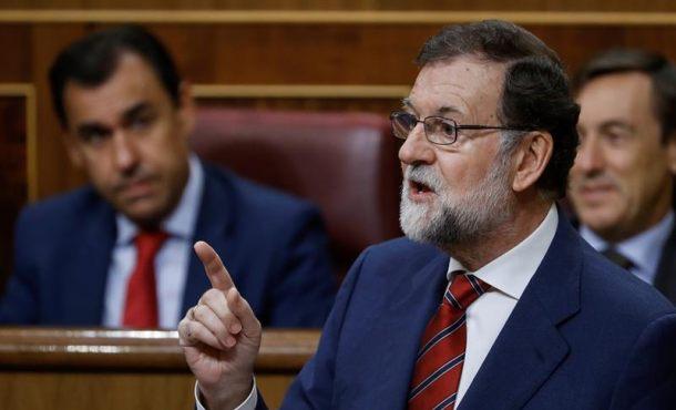 Rajoy asegura que la única respuesta posible ante Puigdemont es el 155