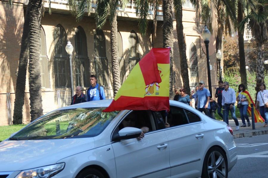 Los españoles, Acusación Popular en la causa contra golpismo en Cataluña