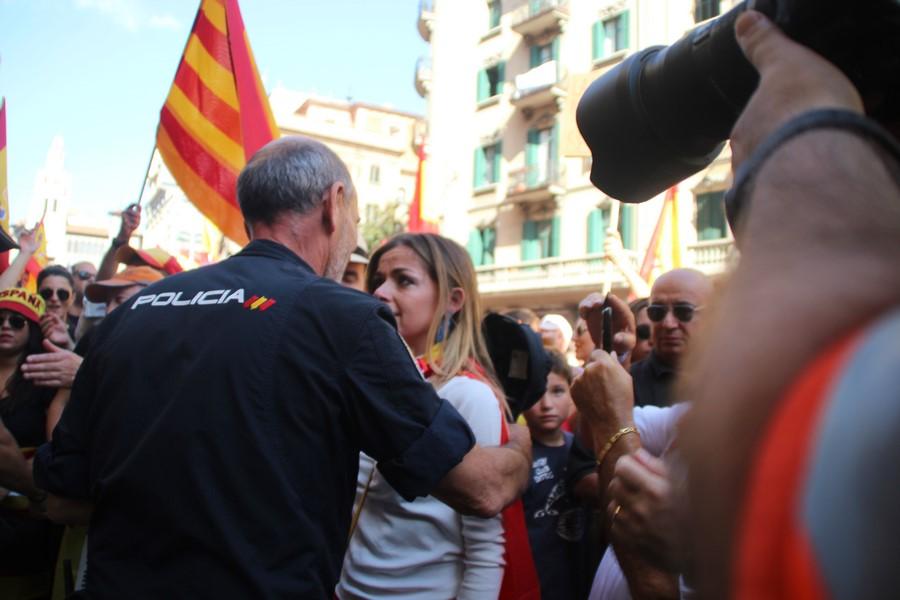 """Marichalar: """"Nadie nos puede sustraer a los catalanes nuestra Nación española"""""""