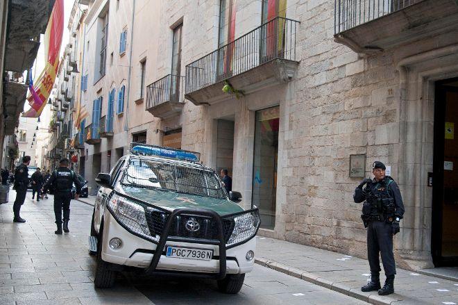 """El fiscal pedirá prisión sin fianza de """"30 años para Puigdemont,medidas cautelares severas"""""""